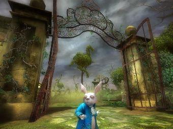 Первый скриншот игры Alice in Wonderland