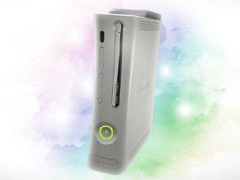 Xbox 360. Изображение с официального сайта консоли