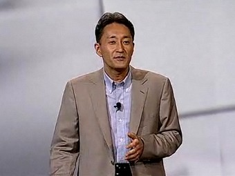 Каз Хирай на выставке E3 2009