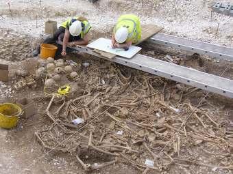 Могила обезглавленных викингов