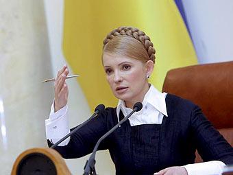 У Тимошенко митинги не запрещали?