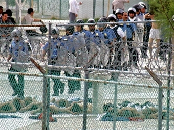В тюрьме подрались зеки: погиб 31 человек.