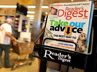 Reader's Digest объявит о своем банкротстве