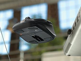Мышь Logitech Anywhere Mouse MX с технологией Darkfield. Фото пресс-службы компании
