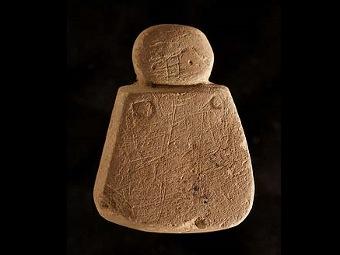 древнейший портрет жительницы Шотландии