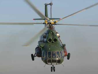 Русские вертолеты в латинской америке