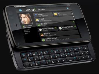 Nokia N900. Фото пресс-службы производителя