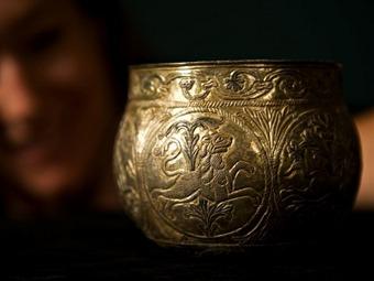 крупнейший клад викингов
