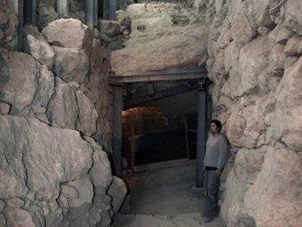 Древнейшая стена Иерусалима. Фото Israel Antiquities Authority, переданное ©AFP