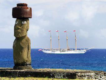 цилиндрs с острова Пасхи