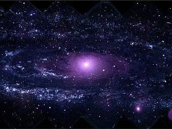 Новое фото галактики M31.