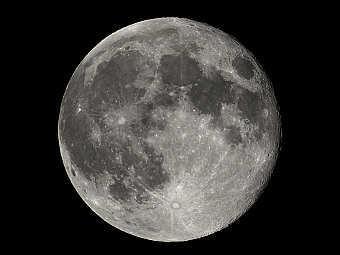 Луна. Фото с сайта lucnix.be