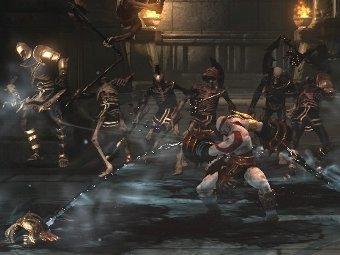 Скриншот God of War III