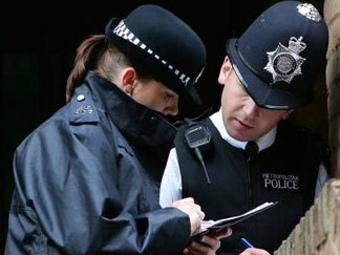 Британские полицейские. Фото ©AFP