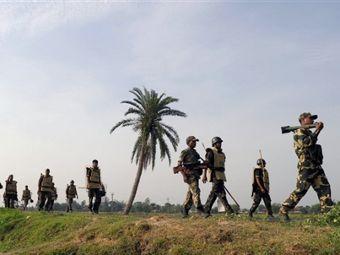 Индийские военнослужащие. Фото ©AFP