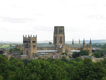 Даремский кафедральный собор. Фото пользователя Teach46 для wikipedia.org