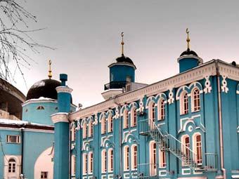 Московская соборная мечеть. Фото с сайта mihrab.ru