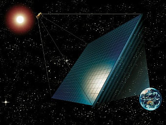 Япония: Луна может стать солнечной электростанцией.  В Германии открылась крупнейшая в мире солнечная электростанция.