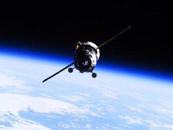 """Космический грузовик """"Прогресс"""". Фото NASA"""