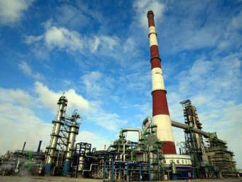 "НПЗ ""Газпром нефти"". Фото пресс-службы компании"