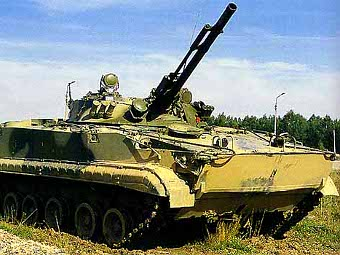 БМП-3. Фото пользователя Harald Hansen с сайта wikipedia.org