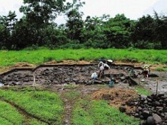Раскопки индейского кладбища. Фото с сайта costaricapages.com