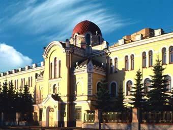 Здание Пенсионного фонда. Изображение с сайта ПРФ