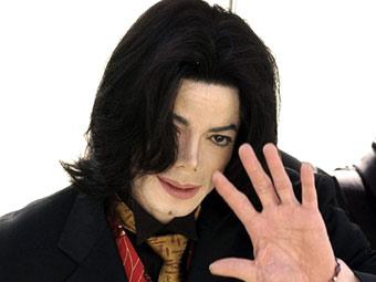 Майкл Джексон. Архивное фото ©AFP