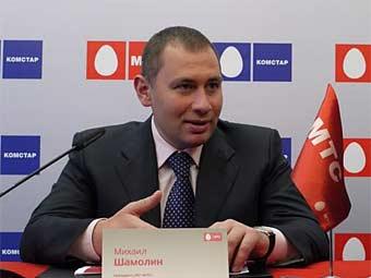 Михаил Шамолин. Фото пресс-службы МТС