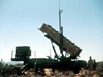 Комплекс Patriot. Фото с сайта militarypictures.info