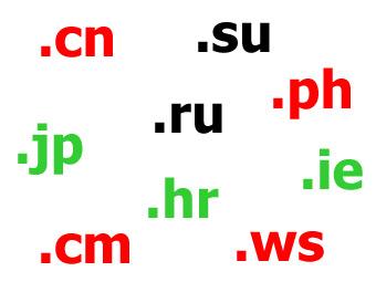 доменные зоны