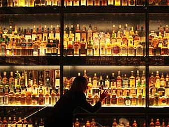 В Приморье запрещена продажа крепких алкогольных напитков в ночное время.