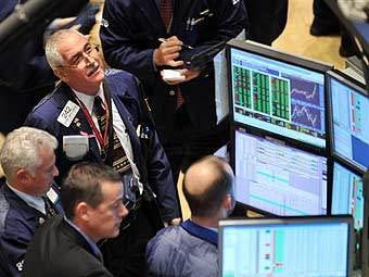 Торговля на американской бирже