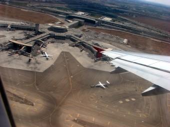 Аэропорт Бен-Гурион. Фото Amit Moscovich с сайта commons.wikimedia.org