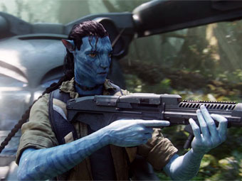 Avatar, определени в Русия, рекорда за броя на съобщение на разпечатки