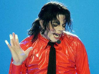 Майкл Джексон. Фото из архива ©AP