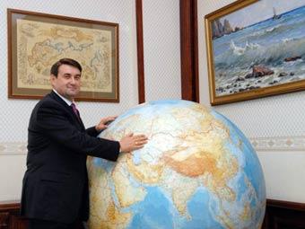Глава Минтранса РФ  Игорь Левитин. Фото пресс-службы министерства