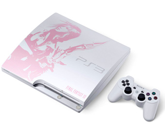 ������� PlayStation 3 � ������ ��������� ��������� Final Fantasy XIII