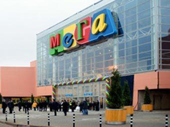 Торговый центр МЕГА г. Екатеринбург.