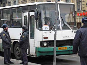 Рейсовый автобус. Фото с сайта auto.ru