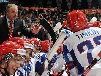 Российская молодежная сборная по хоккею проиграла финнам - FL Master.