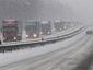 Последствия снегопада в Германии. Фото (c)AFP