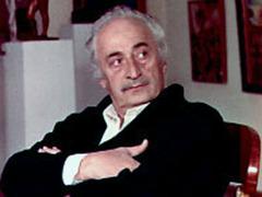Мераб Бердзенишвили. Фото с сайта скульптора