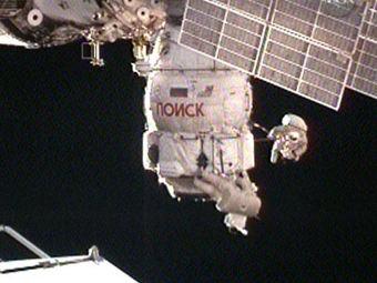 Фото NASA TV