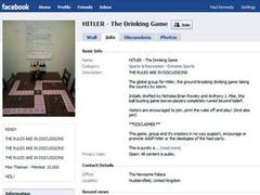"""Британских ветеранов возмутила застольная студенческая игра """"Гитлер"""""""