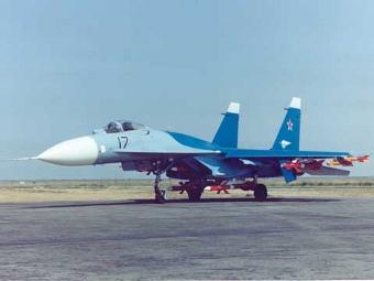 Су-27СК. Фото с сайта sukhoi.org