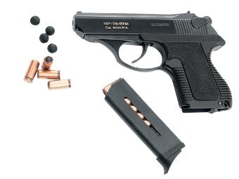 Пистолет МР-78-9Т. Фото с сайта ordvor.com