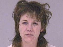 Пьяная американка разделась во избежание ареста