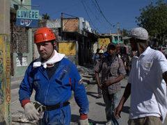 Российские спасатели на Гаити отправились на поиски соотечественника