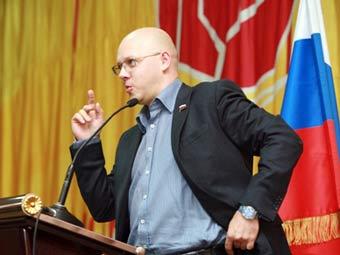 Антон Беляков. Фото с сайта spravedlivo.ru